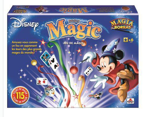coffret magie 5 ans