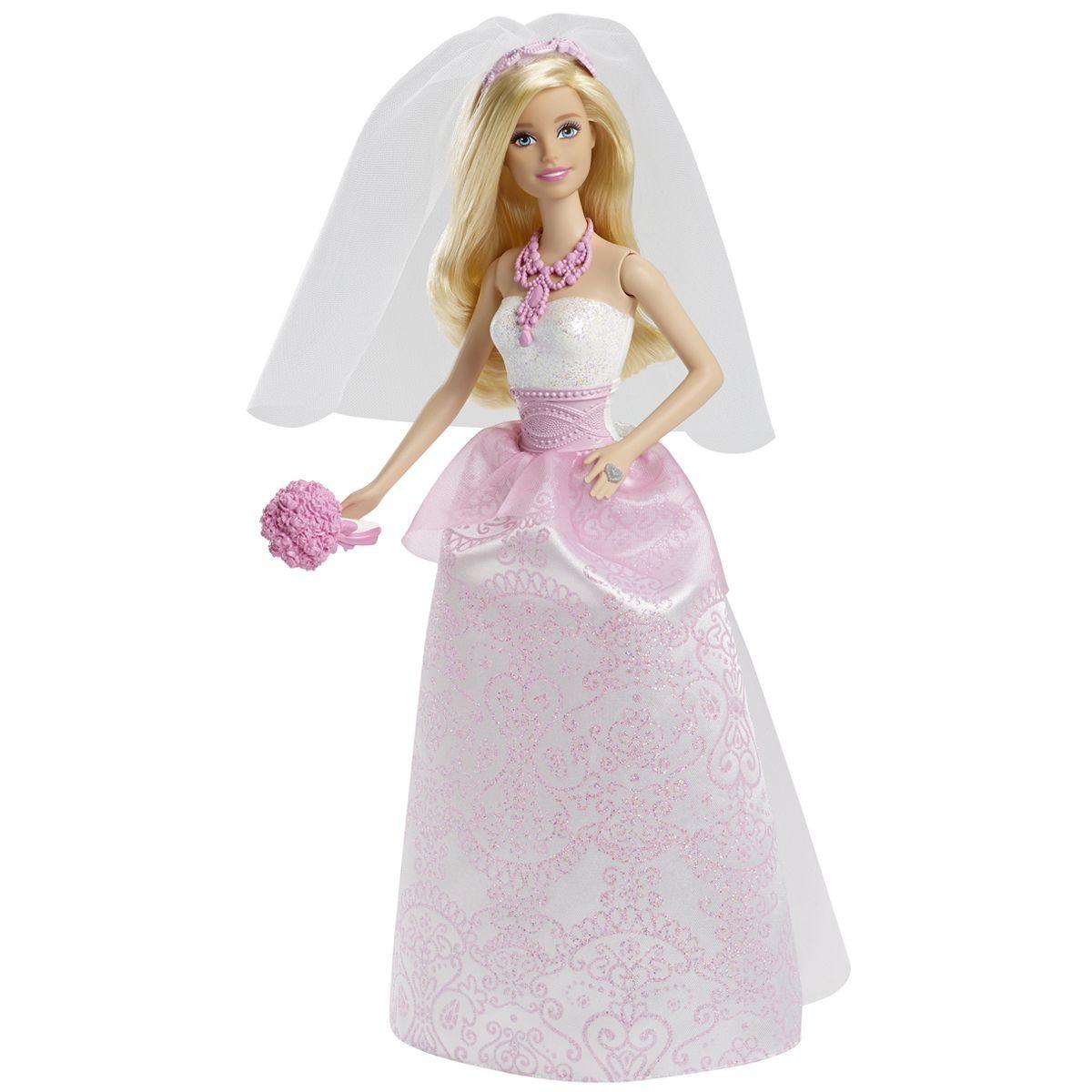 coffret mariage barbie la grande recre
