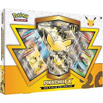 coffret pikachu ex