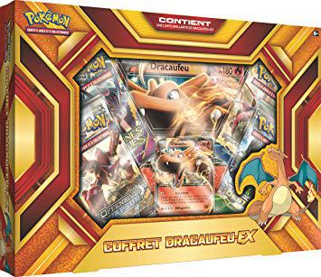 coffret pokemon ex