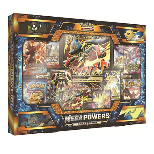 coffret pokemon mega