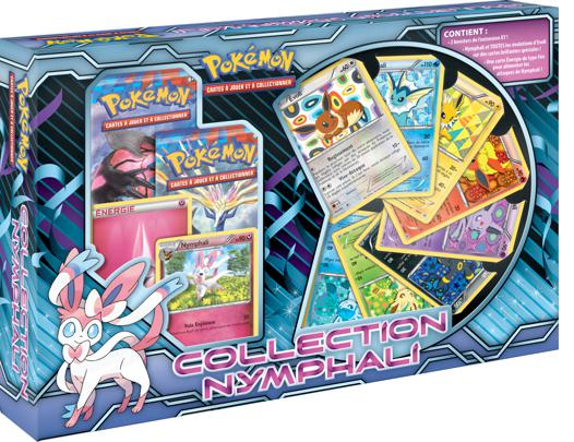 coffret pokemon xy