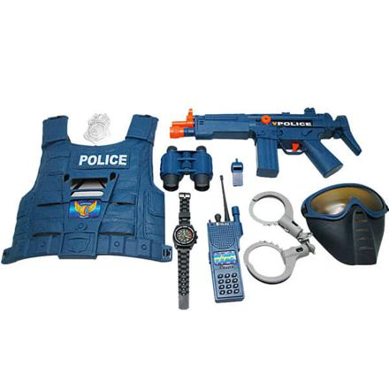 coffret police