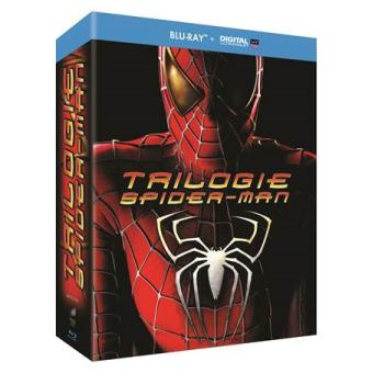 coffret spiderman