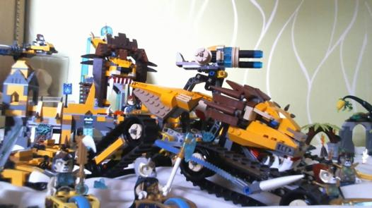 collection lego chima