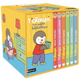 collection livre tchoupi