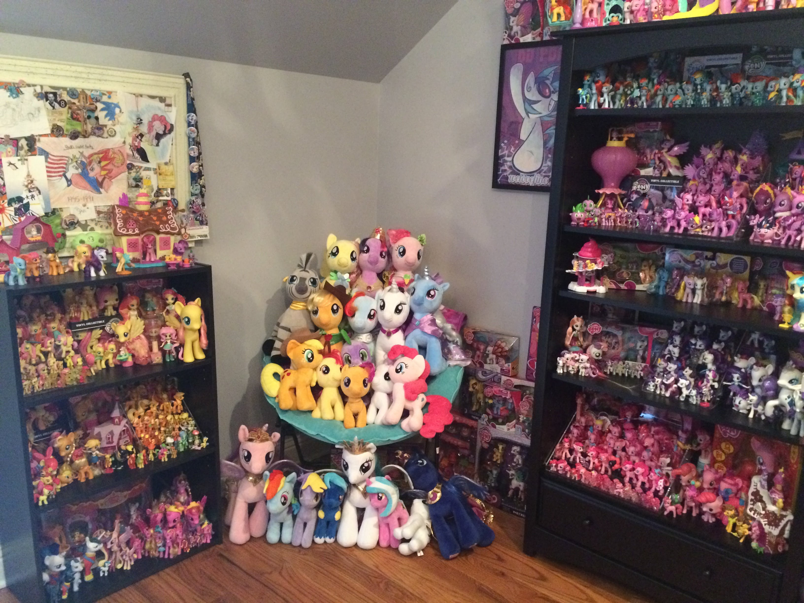 collection my little pony