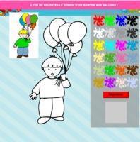 coloriage en ligne enfant