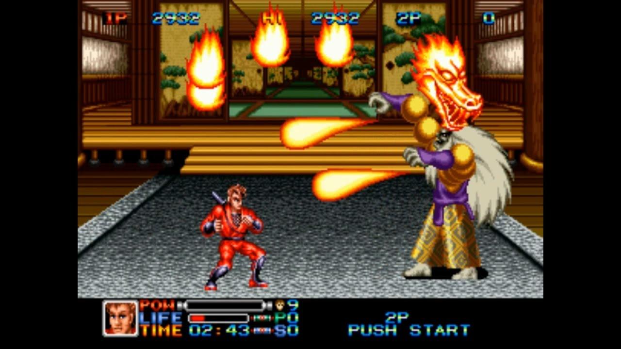 combat de ninja