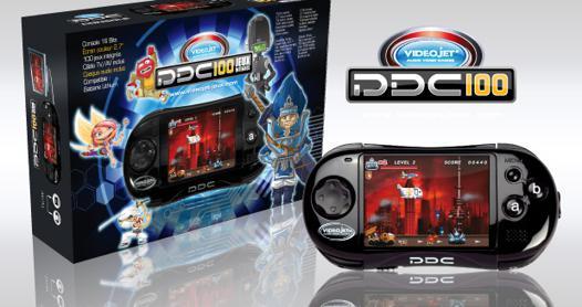 console pdc 100 jeux