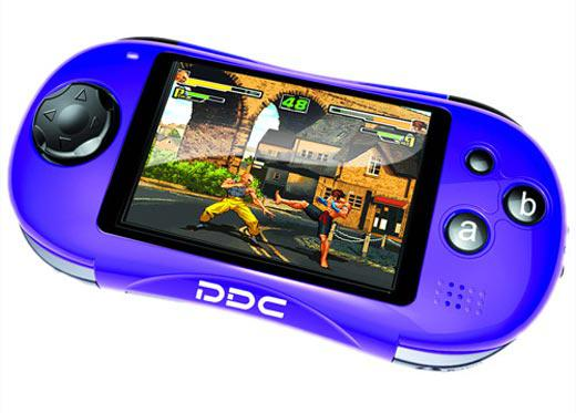 console portable ddc