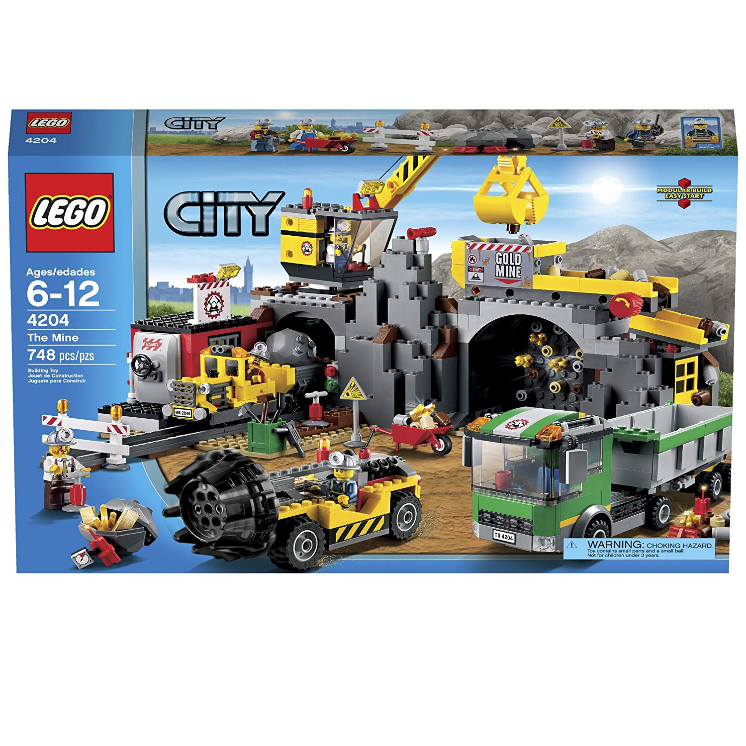 construction de lego city