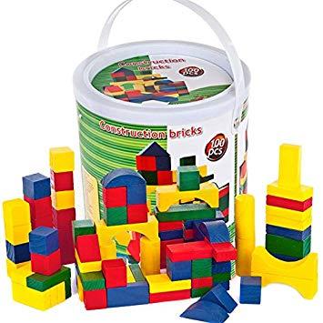 construction en bois enfant