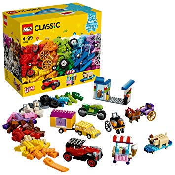 construction lego classic