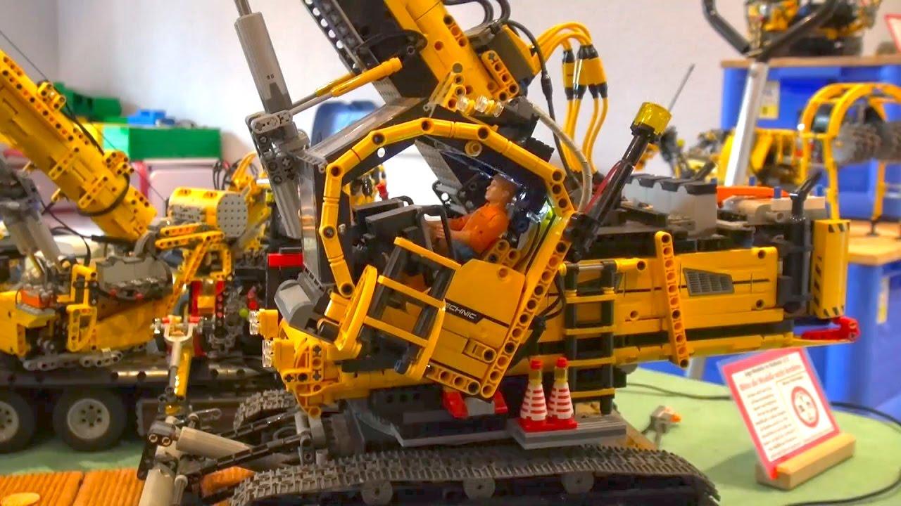 construction lego technic