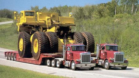 construction monster truck