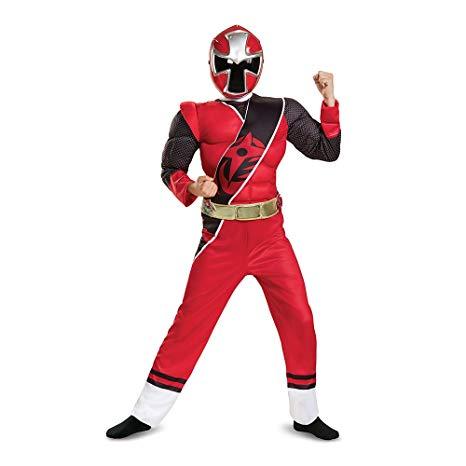 costume de power rangers