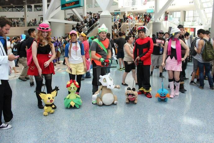 costume dresseur pokemon