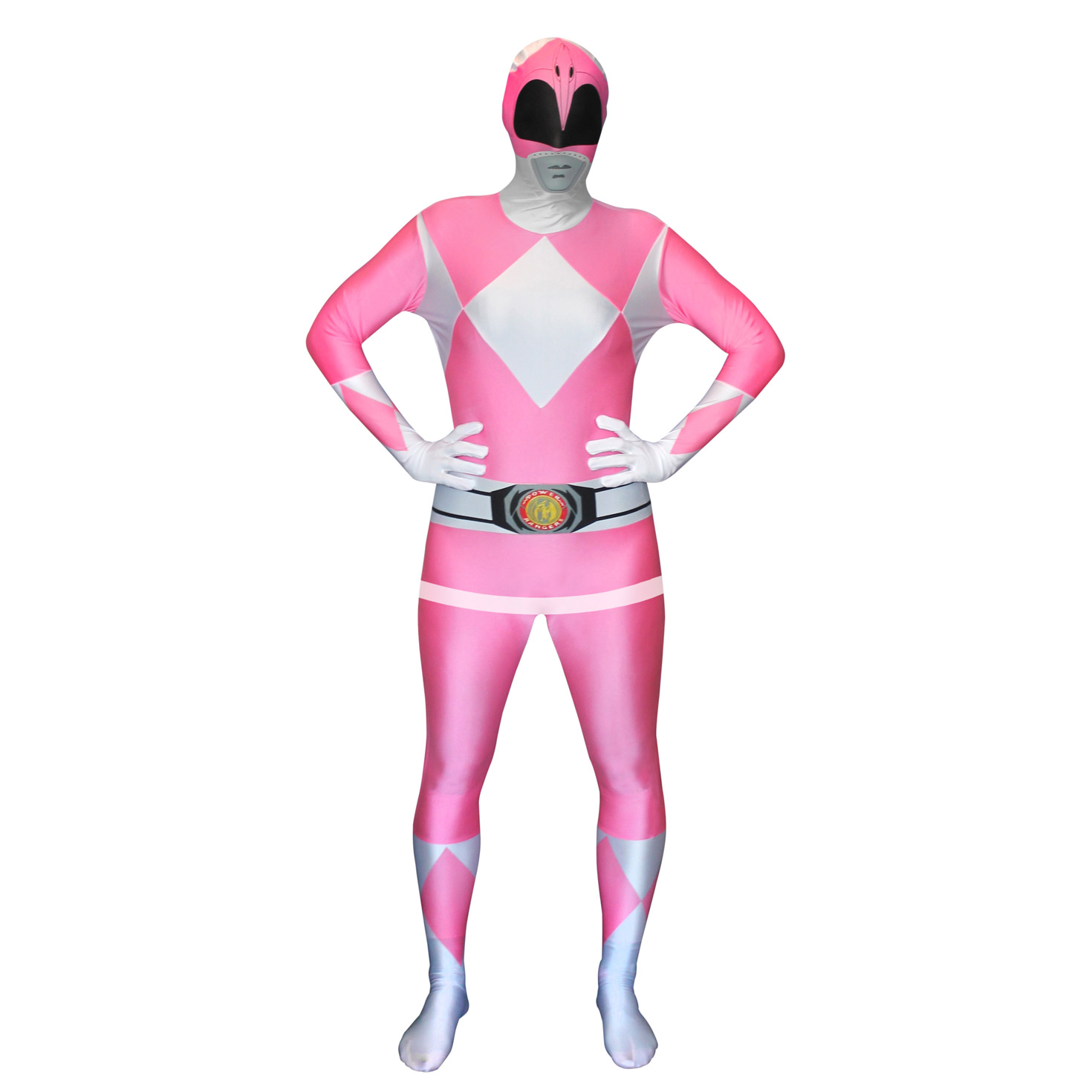 costume power rangers rose