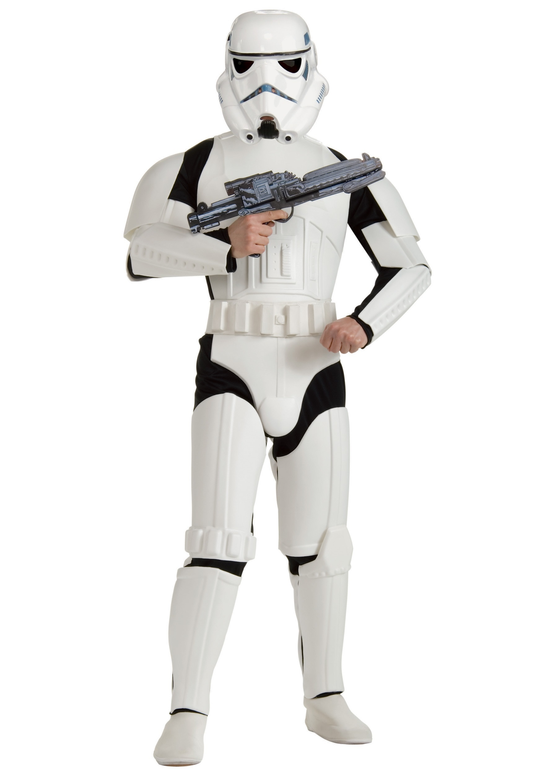 costume trooper adulte