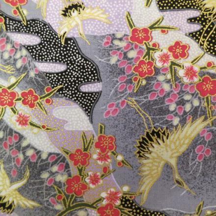coupon tissu japonais