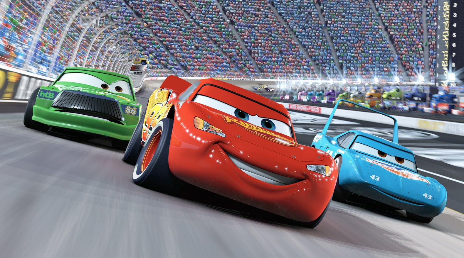 course de cars