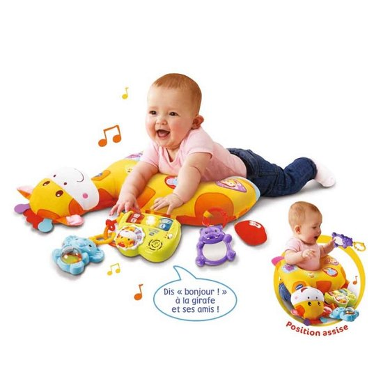 coussin d activité bébé