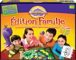 cranium edition familiale