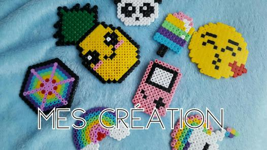 creation perle hama