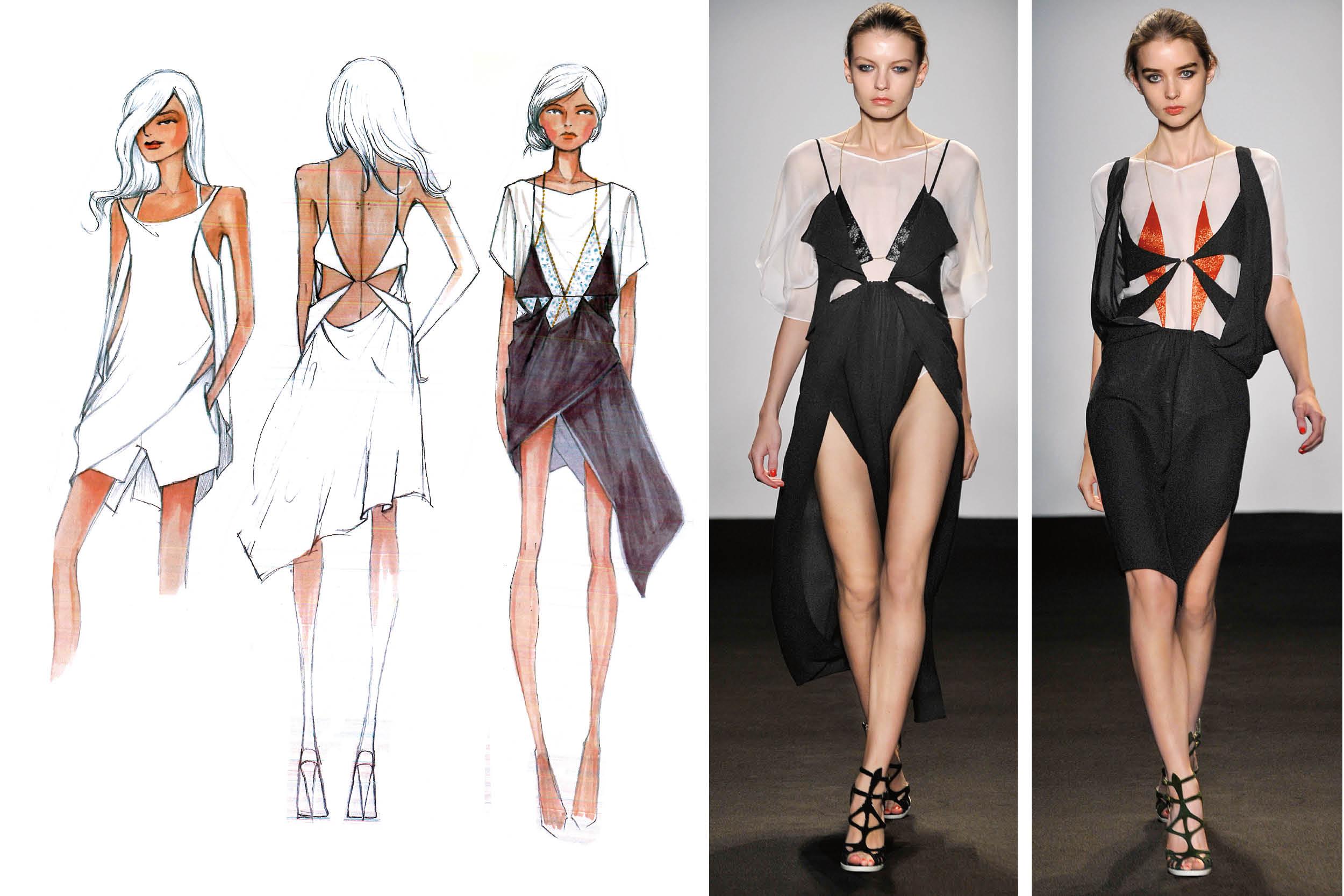 créatrice de mode