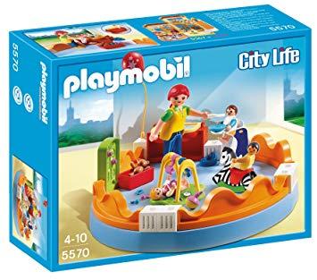 crèche playmobil
