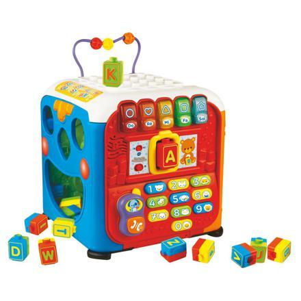 cube activité