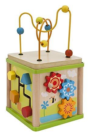 cube d activité bois