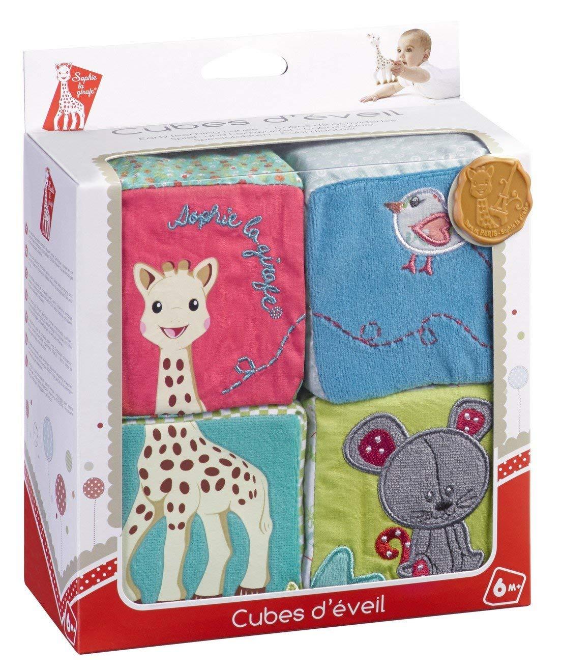 cube sophie la girafe
