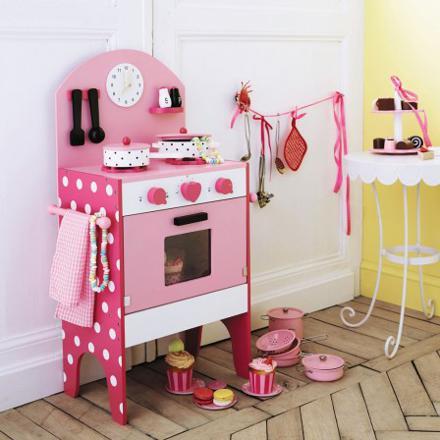cuisine fille 2 ans
