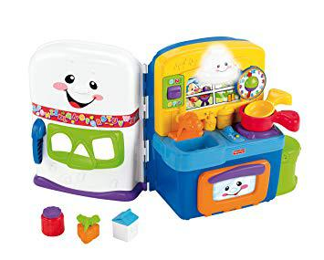 cuisine fisher price bilingue