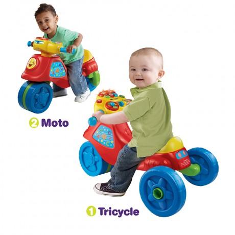 cyclo moto 2 en 1