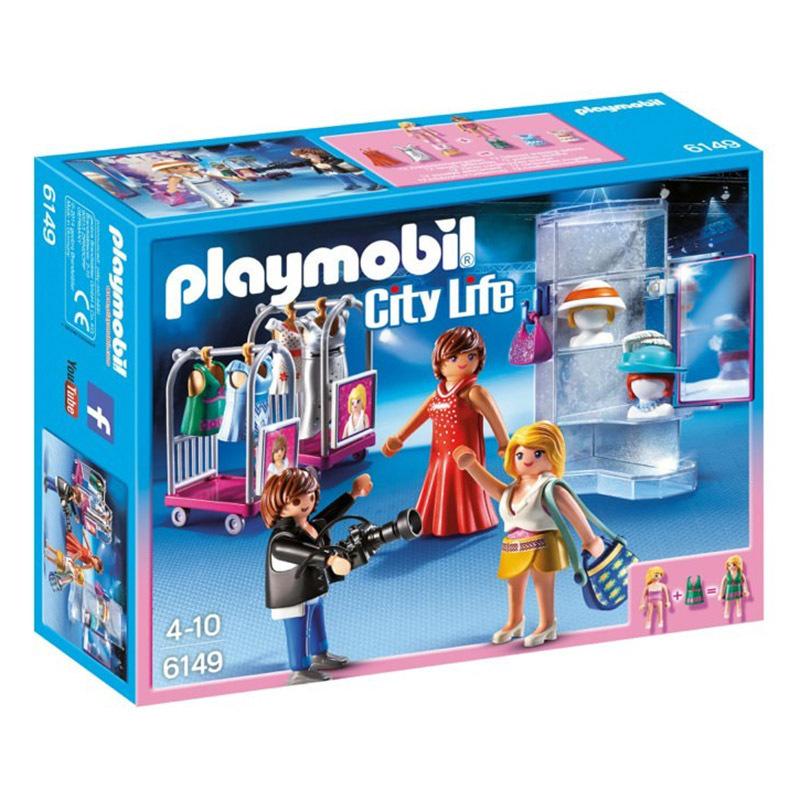 défilé de mode playmobil