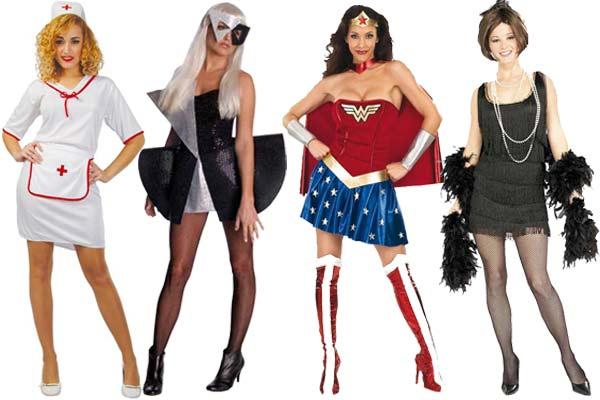deguisement 4 filles
