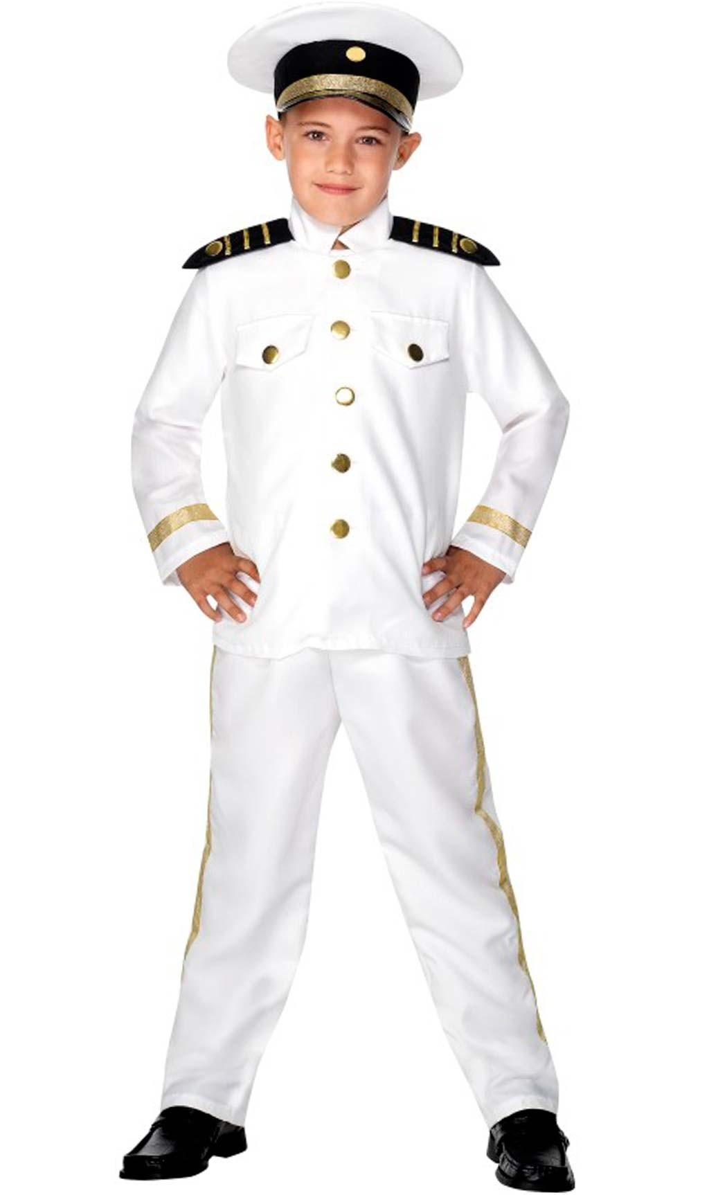 deguisement capitaine bateau