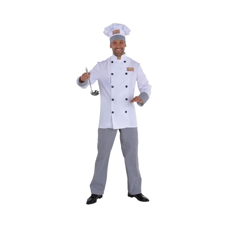 deguisement cuisinier
