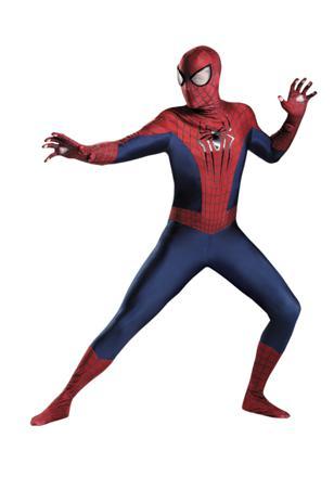 deguisement de spiderman le vrai