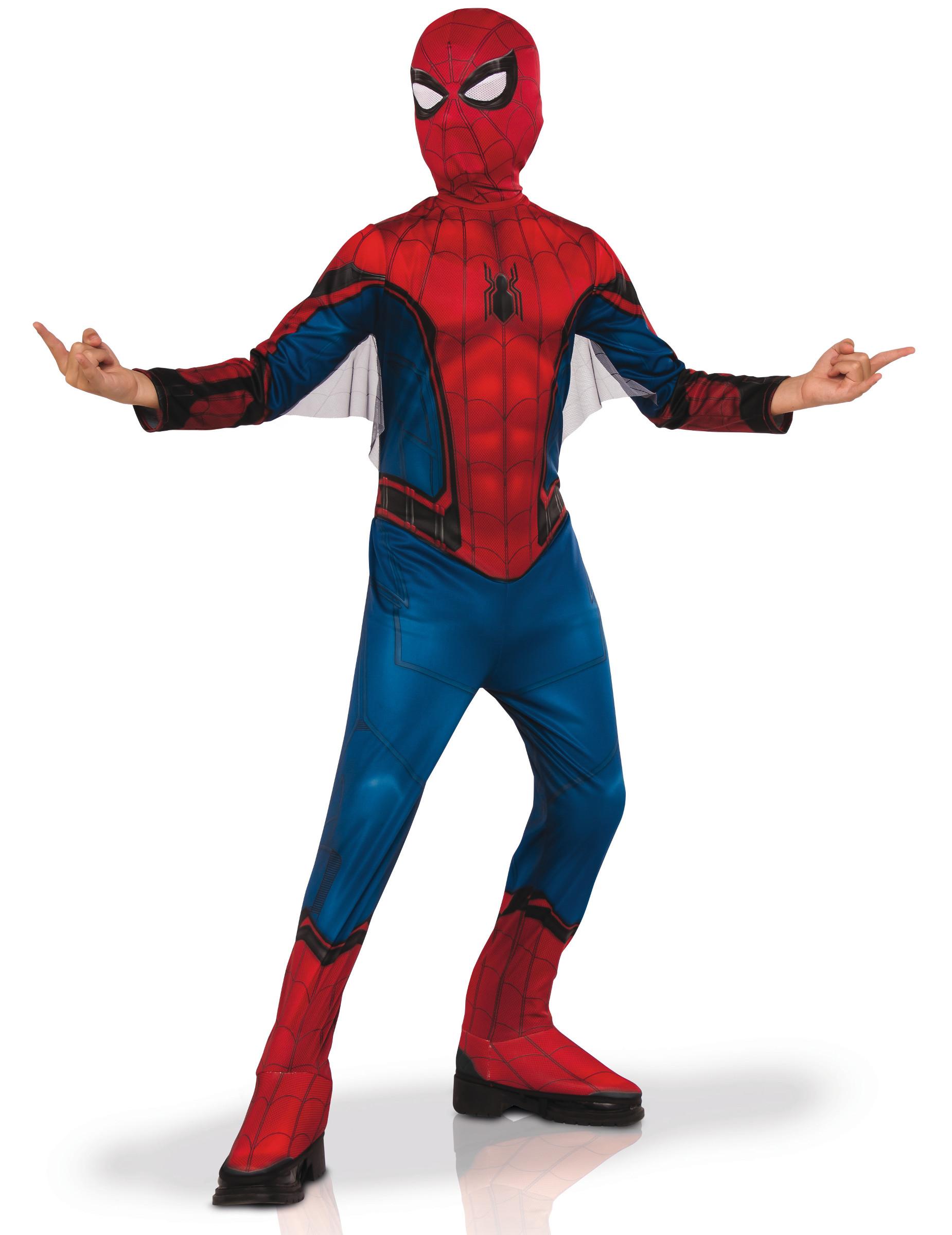 déguisement de spiderman