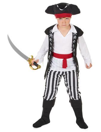 deguisement enfant pirate