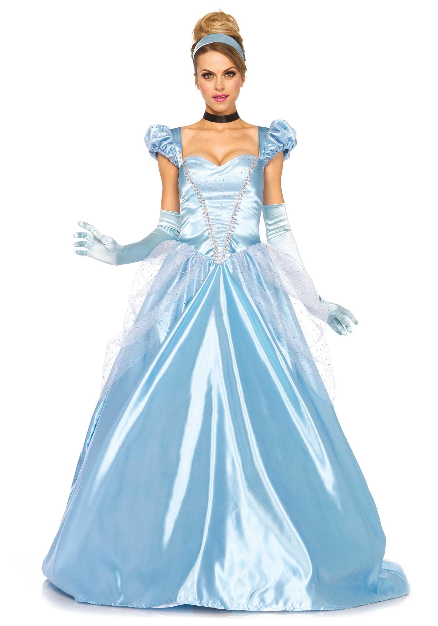 déguisement femme princesse disney