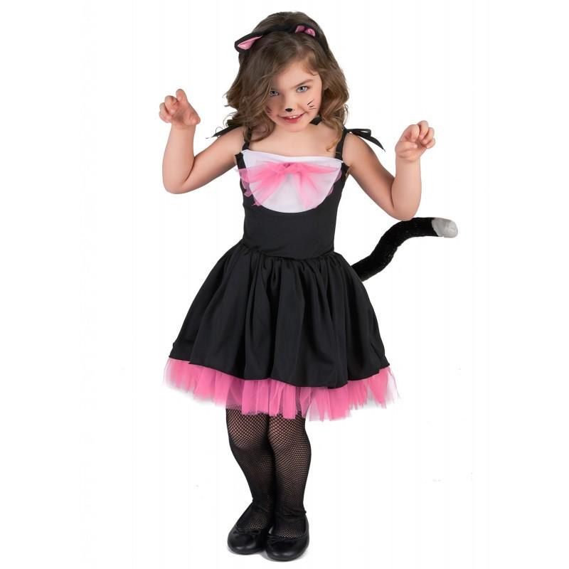 deguisement fille chat