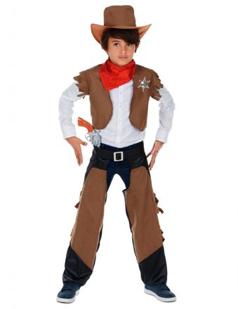 deguisement garcon cowboy