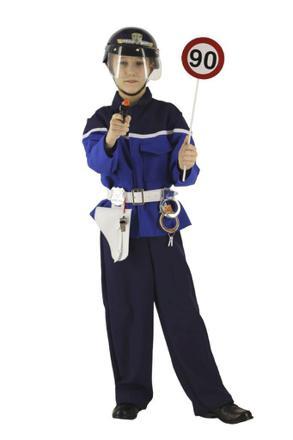 déguisement gendarme