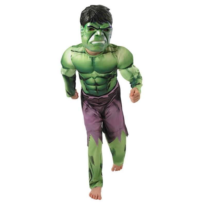 deguisement hulk garcon