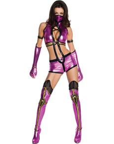 déguisement jeux video femme